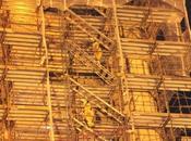 Intervention pompiers Basilique Notre-Dame