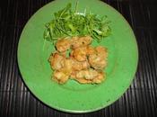 Poulet frit Tori karaage 鶏の唐揚げ