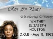 Images buzz mémoire Whitney Houston