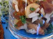 Navet salade hivernale