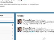 Nicolas Sarkozy Twitter