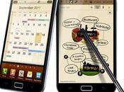 Fuite d'une Android 4.0.3 destinée Galaxy Note