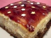 Valentine's cheesecake