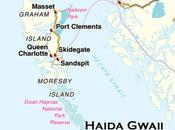 Jean-Claude Caër, route pour Haida Gwaii