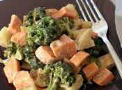 Poêlée légumes d'hiver cidre