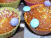 premiers muffins d'Adèle!