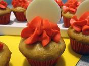 Cupcakes orange-cardamome