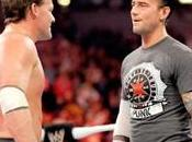 Jericho challenger Punk Wrestlemania