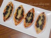 Tartelettes Anchois pour Ronde Interblog