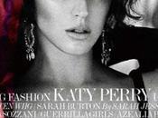 Fashion Buzz Katy Perry totalement transformée couverture d'Interview