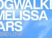Melissa Mars accompagne chanteur belge, Dogwalker, titre, Weekend Love