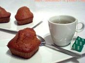 Petits cakes miel, amandes fruits confits