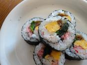 Rouleau sushi Futomaki