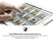 Apple dévoile iPad Retina Display disponible aujourd'hui, nouvel