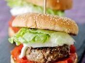 Hamburger maison, c'est