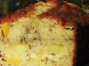 Cake pommes sucre lavande quelques balades provence