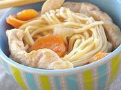 Soupe chinoise blancs poulet