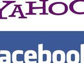 Yahoo poursuit Facebook pour brevets