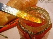 Confiture Poire-Gingembre
