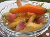 Cocotte poulet primeurs bretonne