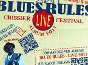 programmation Blues Rules annoncée