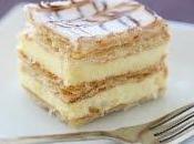 Recette Millefeuille classique vanille