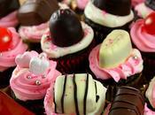 Petits gâteaux 'chocolats'