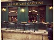 Mauvais Garçons Bouchon Lyonnais Paris