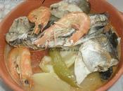 Caldeirada peixe