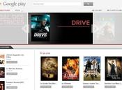 Google Play Films disponible
