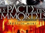 [Chronique] Arrêt mort Pacte Immortels, partie Eric Nylund