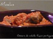moelas (gésiers volaille façon portugaise)