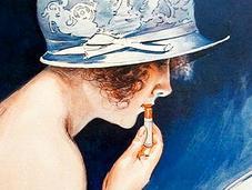 maquillage début années vingt (1919-1924)