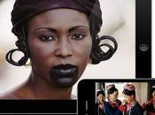 Femmes Eternelles, s'adapte l'écran Retina iPad...