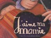 J'aime mamie livre débordant d'amour