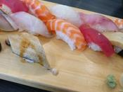 sushi, contrat rempli
