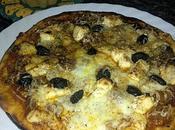 Pizza Viande Hachée Trois Fromages