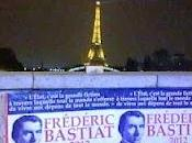 Bastiat s'affiche murs Paris