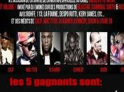 Gagants coucours Golden Music Group Made Vol.1