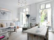 Visite Déco magnifique appartement Londres