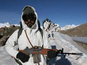 Inde-Pakistan guerre 6000 mètres d'altitude