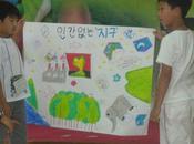volontariat Coree