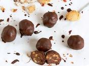 things might know about Crunchy Chocolate Peanut butter Cookie Dough Truffles choses vous ignorez sûrement propos Truffes Croquantes Chocolat Beurre Cacahuètes façon