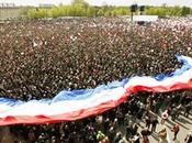 François Hollande Vincennes avec 150.000 personnes