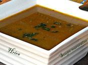 Hrira soupe marocaine