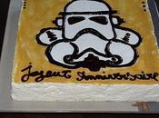 Entremets stormtrooper