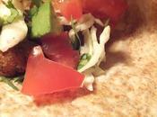 Tacos souples poisson