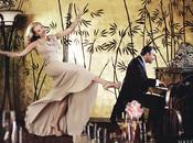 Scarlett Johansson sexy glamour pour Vogue