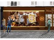 Café Magnum dans Marais