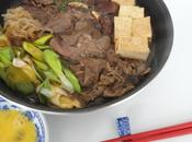 Fondue Japonaise Sukiyaki すきやき